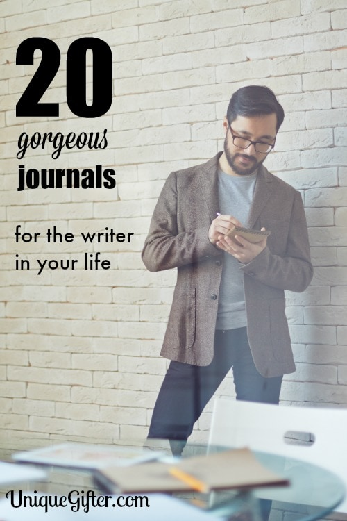 These are beautiful! I am drooling over all of these journal gift ideas for writers (for myself!).