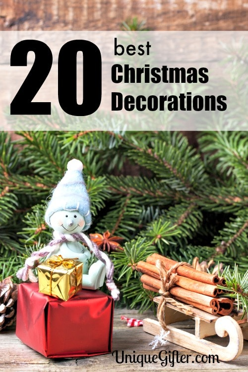 20 Best Christmas Decorations