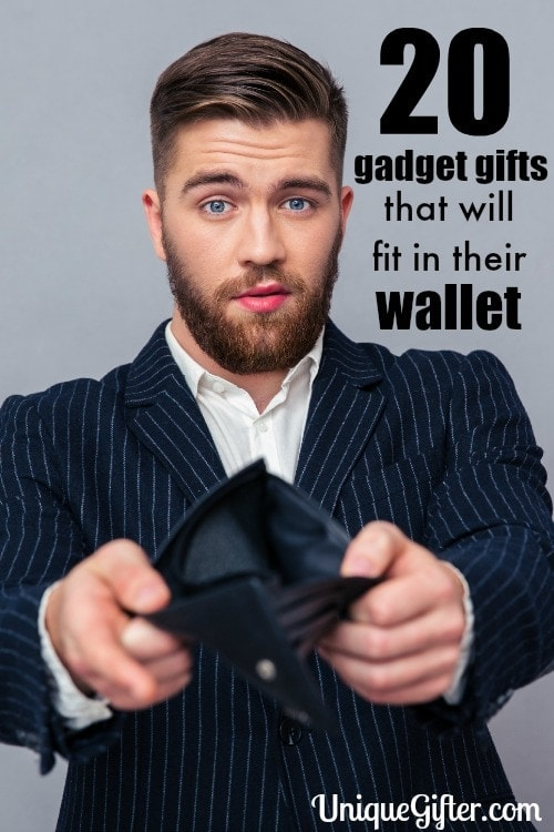 20 Gadget Gifts That Fit in Your Wallet