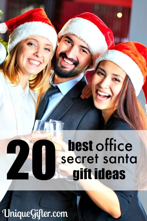 20 Best Office Secret Santa Gifts
