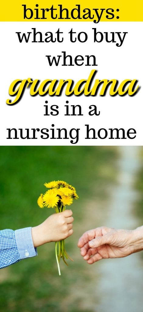 what to buy grandma for her birthday nursing home gifts gift ideas for nursing
