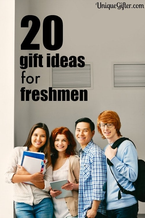 13 is such a great idea! Love these gift ideas for a freshman.