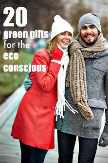 20 Green Gift Ideas for Earth Conscious People