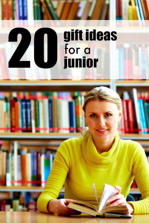 20 Gift Ideas for a Junior