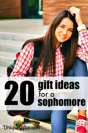 Whew, I was stumped for gift ideas for a sophomore, aka my niece. This helped a ton for all my holiday presents.