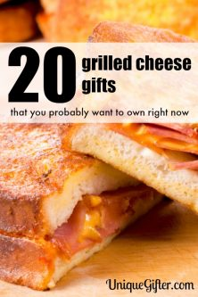 Grilled Cheese Gifts You Probably Want to Own Right Now