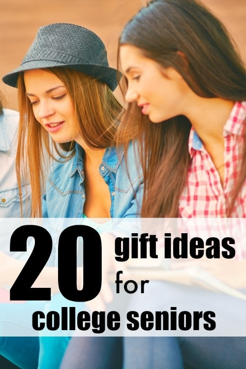 20 Gifts for a College Senior