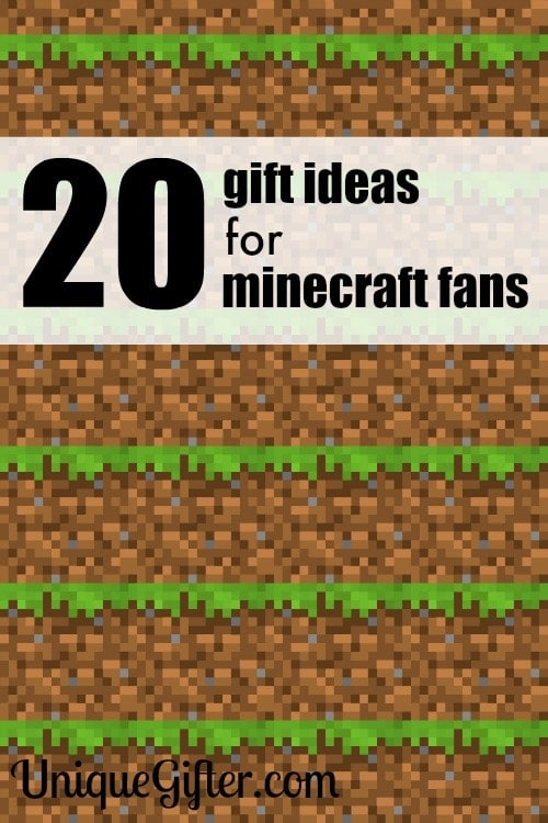 20 Gifts for a Minecraft Fan