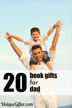 20 Book Gifts for Dad