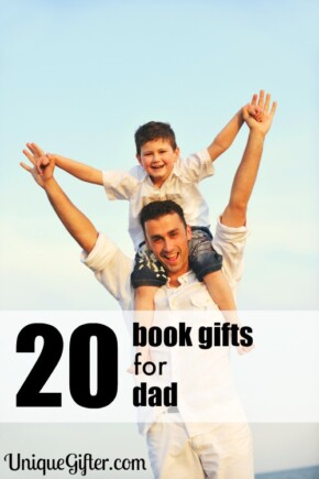 These are fantastic Father's Day gift ideas! My Dad would love these books.