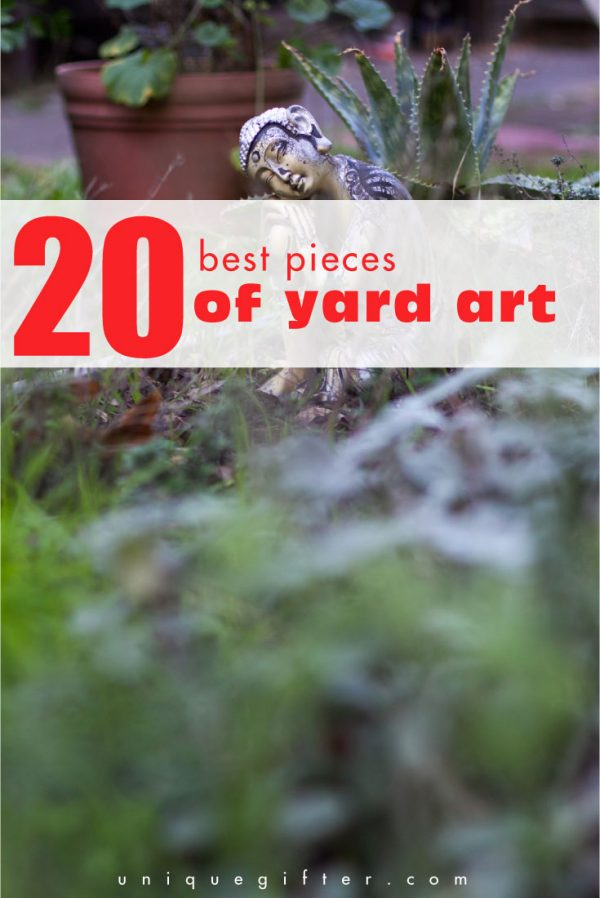 20 Best Pieces of Yard Art