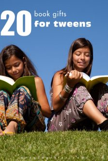 20 Book Gifts for Tweens