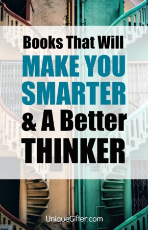 Books that Will Make You Smarter and a Better Thinker | Career Tips | Books to Read This Year | Top Books for 2017
