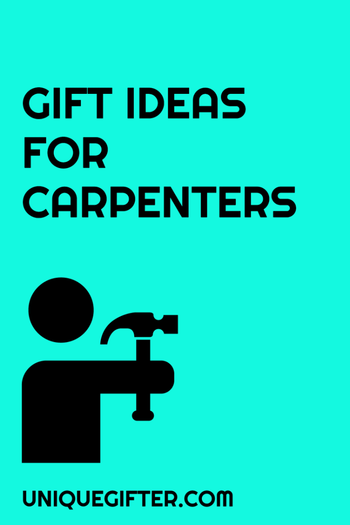 Gift Ideas for Carpenters | Birthday Gifts for Men | Anniversary Gifts for Husband | Boyfriend | Girlfriend | Wife | Spouse | Job Gifts | Trades | Red Seal
