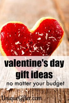 Great Valentine's Day gift ideas. I especially like the DIY ideas that are affordable!