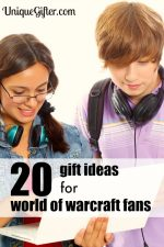 20 Gift Ideas for World of Warcraft Fans