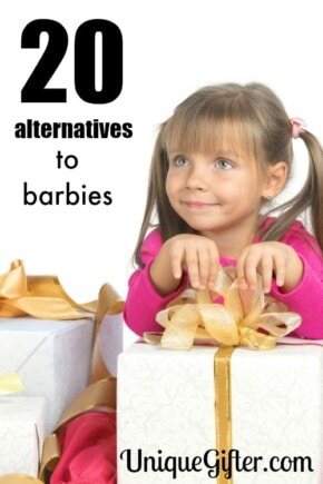 I'm not a huge fan of Barbie, so finding more empowering girls toys is awesome. I love these alternatives to Barbie.