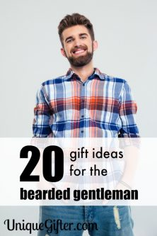 20 Gift Ideas for the Bearded Gentleman