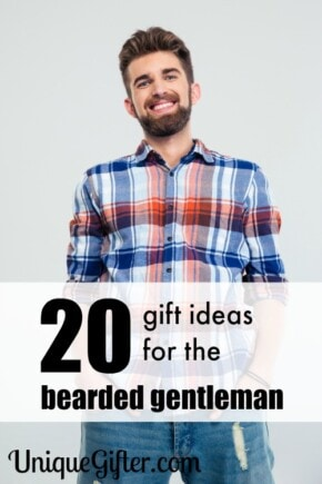 My boyfriend has a beard and would love these beard friendly gift ideas.