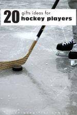 20 Gift Ideas for Hockey Players