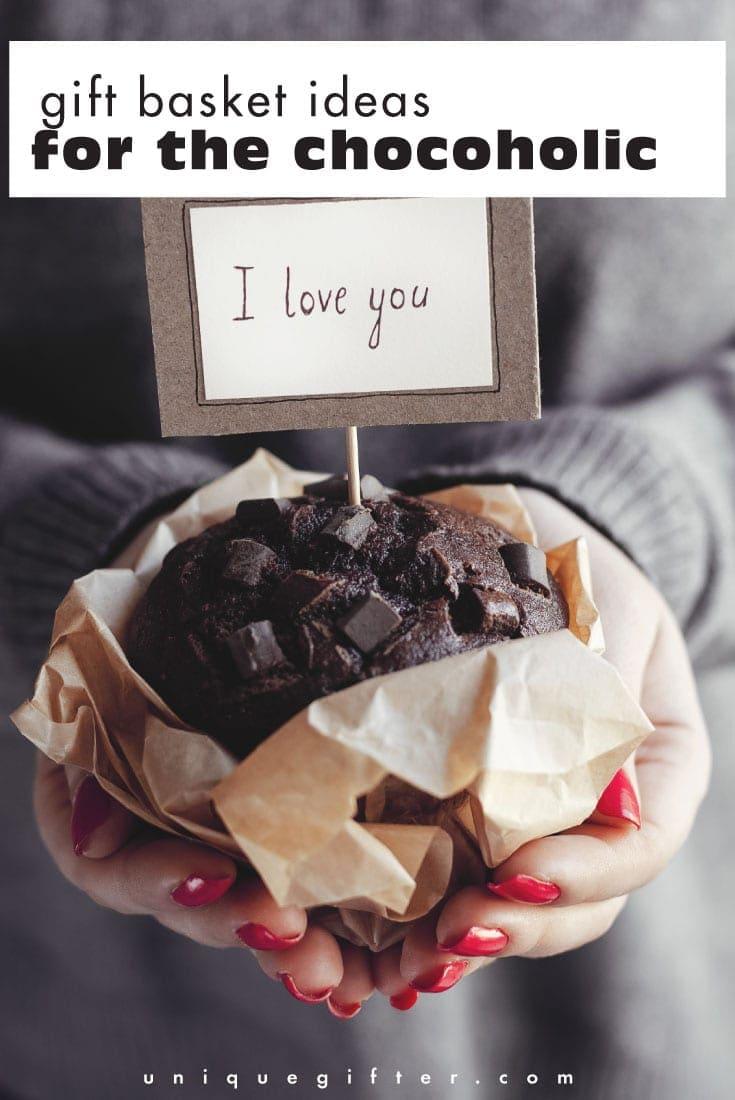 20 Gift Baket Ideas: For the Chocoholic