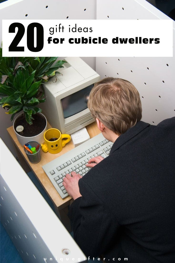 20 Gifts for Cubicle Dwellers