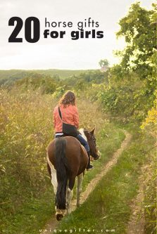 20 Horse Gifts for Girls