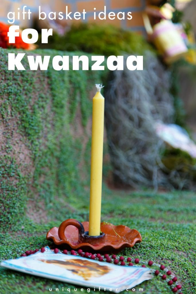Ready to celebrate Kwanzaa this year? Put together a memorable present with these gift basket ideas for Kwanzaa.