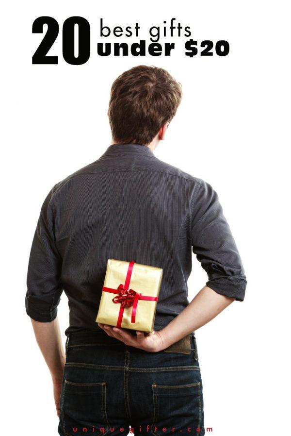 20 Best Gifts Under $20