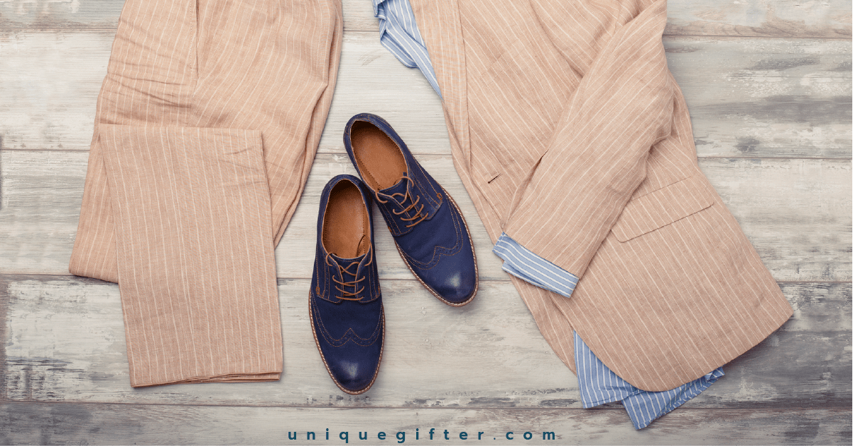 95f22ef04b70 60+ Linen 4th Anniversary Gifts for Men - Unique Gifter