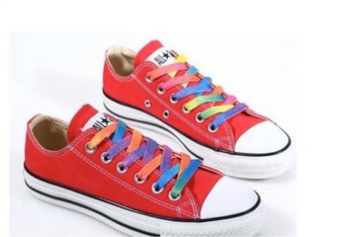 Shoelaces cool gift idea for the letter S