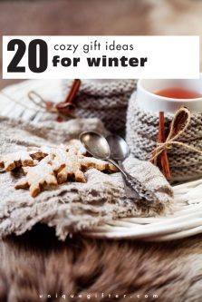 20 Cosy Gifts for Winter