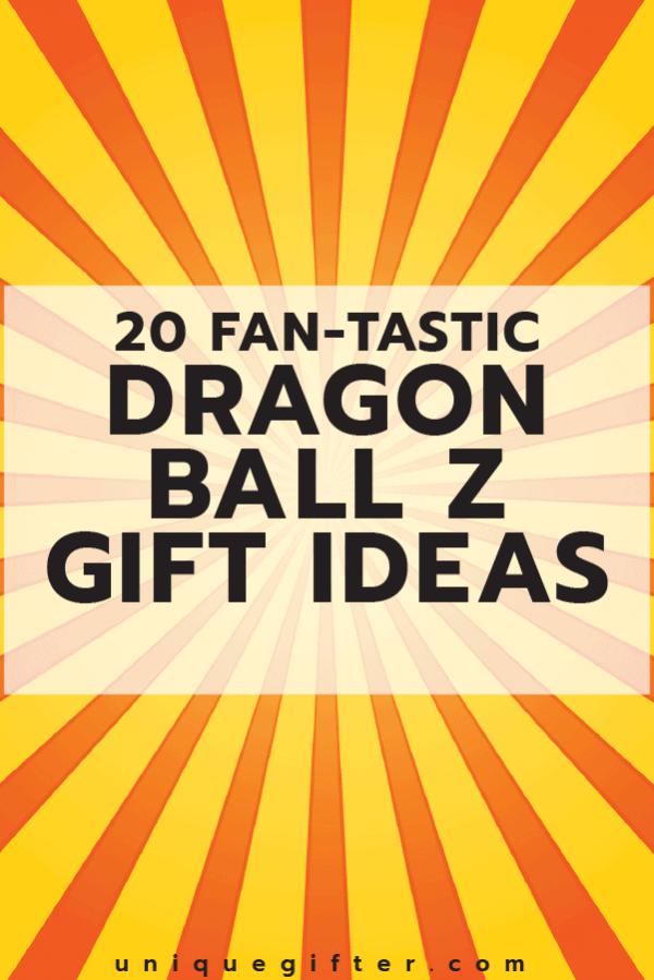 20 Dragon Ball Z Gift Ideas