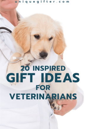 Cute Gift Ideas for Veterinarians | Christmas Gifts | Thank You Gifts | Veterinary Tech | Vet Tech | Birthday Gift | Clever Veterinarian Presents | #gifts #giftguide #presents #unique #veterinarian