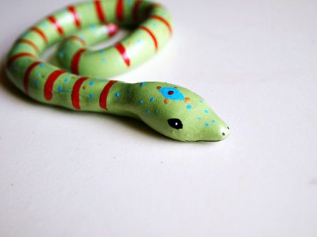 Sneaky snake gift idea that starts with the letter S