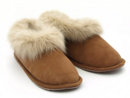 Everyone loves slippers - great gift idea for the letter S