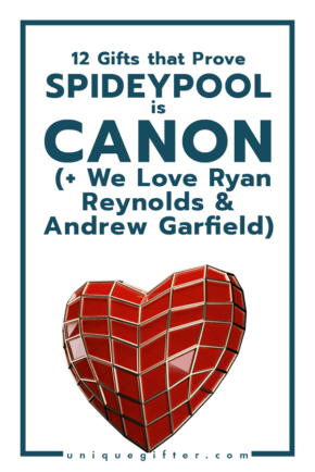 Ryan Gosling and Andrew Reynolds made my day! Time to commemorate it with one of these amazing Spideypool Fan Fiction Gifts!