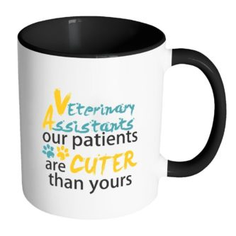Gift ideas for veterinary office staff because their patients are cuter than yours.