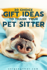 20 Thank You Gifts for Pet Sitters