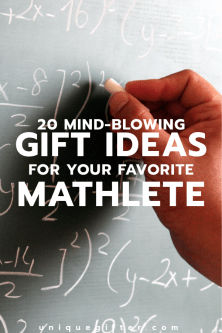 20 Gift Ideas for a Mathlete