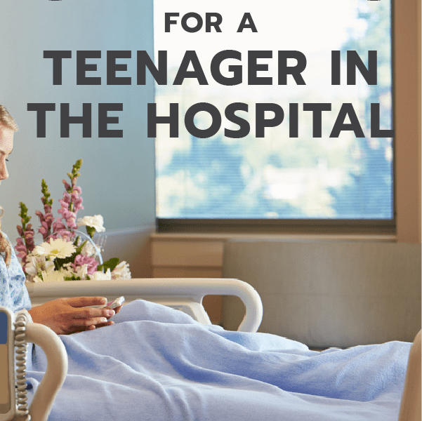 20 Gift Ideas for a Teenager in the Hospital