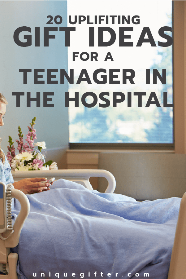 Gifts for Teens in the Hospital | Gift Ideas for Teens | Ways to Cheer Kids Up | Cancer Patients | Sick Kids | Ill Teenagers