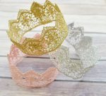 Pretty lace crowns Gift Ideas for a Teenager in the Hospital