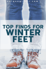 Top Finds For Winter Feet