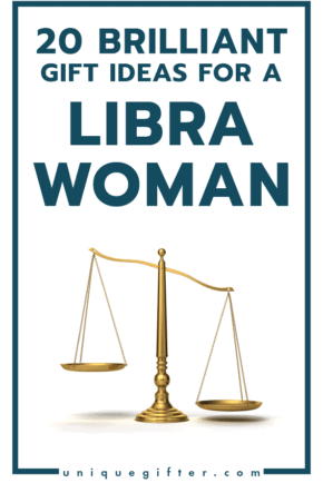 Brilliant Gift Ideas for a Libra Woman | Women's Horoscope Gift | Presents for my Girlfriend | Gift Ideas for Women | Gifts for Wife | Birthday | Christmas