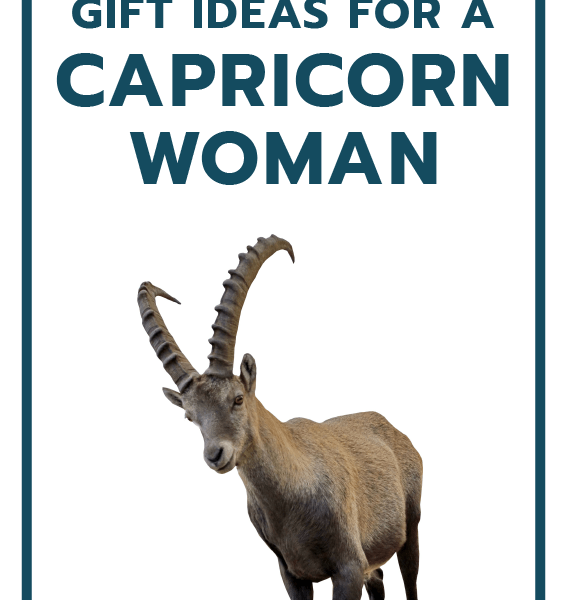 20 Gift Ideas for a Capricorn Woman