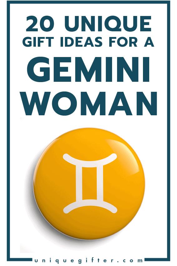 20 Gift Ideas For A Gemini Woman