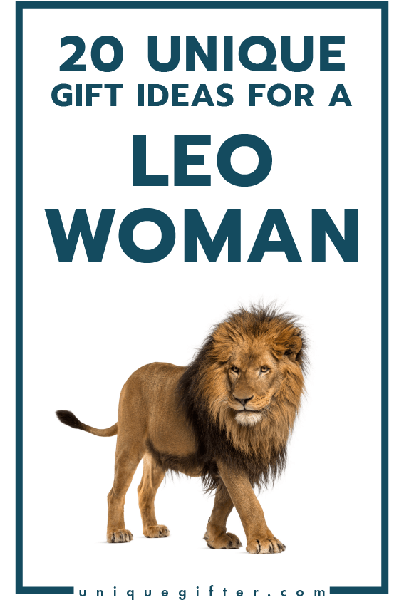 20 Gift Ideas For A Leo Woman