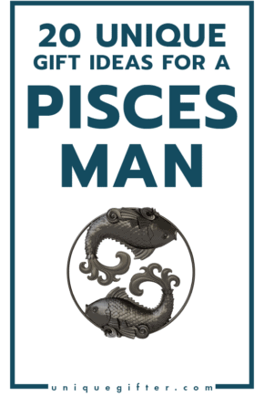 Superb Gift Ideas for a Pisces Man | Men's Horoscope Gift | Presents for my Boyfriend | Gift Ideas for Men | Gifts for Husband | Birthday | Christmas