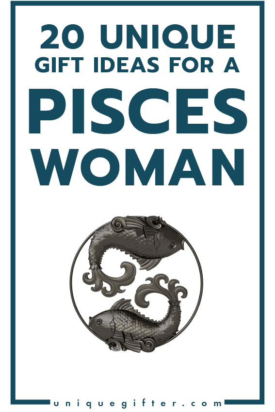 Superb Gift Ideas for a Pisces Woman | Women's Horoscope Gift | Presents for my Girlfriend | Gift Ideas for Women | Gifts for Wife | Birthday | Christmas